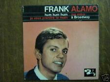 FRANK ALAMO EP FRANCE HUM HUM HUM (beatles)