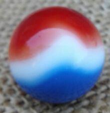 "7/8"" Vitro Pepsi Marble In Beautiful Mint Condition Check Photos."
