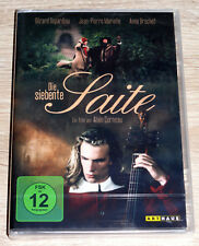 Die siebente Saite (1991) NEU, Gerard Depardieu, Jean-Pierre Marielle, DVD