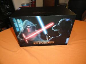 Lenovo Star Wars Jedi Challenges Lightsaber AR VR Game Headset Darth Vader