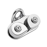 New 316 Stainless Steel Cam Cleat with Leading Ring Boat Marine Sailing Sailboat