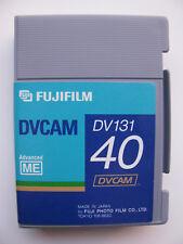 FUJI DV-131 40S DVCAM (mini-dv) Professional Video Kassette NEU (world*) 000-527