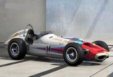 Race Car Inspiredby Ferrari GP F 1 Vintage Indy 500 Sport 24 1960 18 gto 12 1962