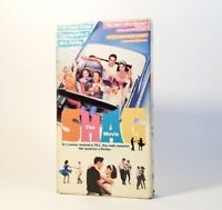 Shag The Movie (VHS, 1989, HBO Video) GDC Tested! Contains Original Soundtrack