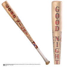 DC Harley Quinn Wooden Baseball Bat Suicide Squad Prop Replica Noble Collection