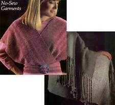 Handwoven's Design Collection 9: ruana, shawls, poncho
