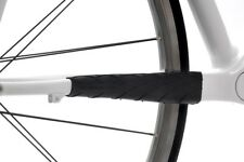 Twowheelcool : Chaîne Cherchent Protection - Wrapper Chainstay Guard - Noir -