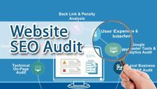 SEO Website Audit - Easy SEO Rankings Boost