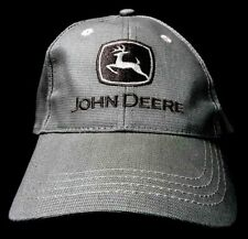8a84f748 John Deere ballcap / hat / new without tags, olive green