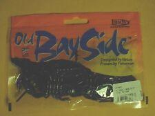 """6 PACKS LINDY OLD BAYSIDE 4"""" CRAW CRAB ( CT3051) ( 5 PER PACK=30 4"""" CRAWFISH )"""