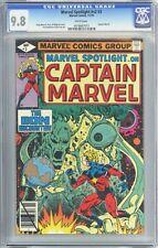Marvel Spotlight #3 V2 (1979) CGC 9.8 *Captain Marvel Story*