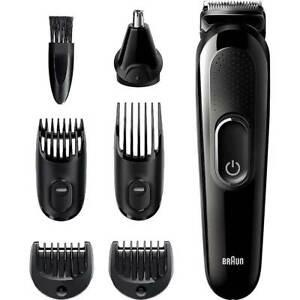 BRAUN MGK3220 BEARD TRIMMER,HAIR CLIPPR