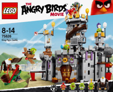 LEGO Angry Birds 76826: King Pig's Castle - BRAND NEW
