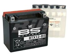 bs battery btx12-bs ytx12-bs piaggio beverly 500 (m341) 2002 2003 2004 2005 2006
