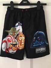 Next Swim shorts  Star Wars Angry Birds Boys