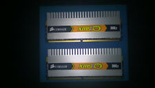 Corsair XMS2 DHX 4GB 2x2GB PC2 6400 DDR2 800 MHz RAM Memory CM2X2048-6400C5DHX