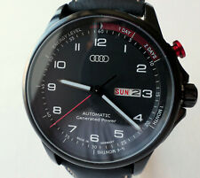 Audi Motorsport Racing RS S Line Quattro Sport Car Accessory Automatic Watch