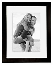 MCS 16x20 Wood Floating Picture Frame Black (Same Shipping Any Qty)