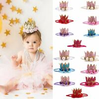Cute Baby Toddler Kids Girl Headband Flower Crown Hair Band Accessories Headwear