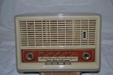 Radio Siemens Mod. SM 628 con FM. Revisionata e funzionante.