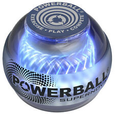 NSD Powerball Supernova Classic - Neon Blue & White LEDs - KB188-LBW
