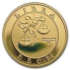 2008 Armenia Gold 10000 Drams Zodiac Series (Libra) - SKU #97705