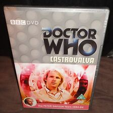 Doctor Who - Castrovalva (DVD) The Peter Davison Years 1982-84