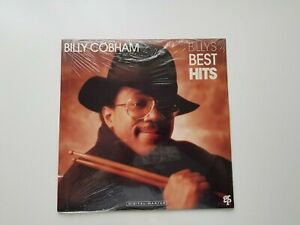 NEW & SEALED LP Billy Cobham - Billy's Best Hits 1988