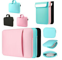 "Laptop Sleeve Hand Case Bag Cover For MacBook Air/Pro 11/13/15 inch 15.6"" HP"