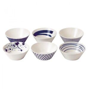 Royal Doulton - Pacific Tapas Bowls - Set of 6