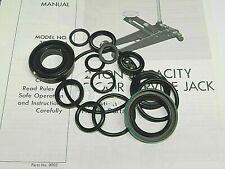 328 Series Sears Floor Jack Repair Kit Oem Seal Kit Made In Japan Original