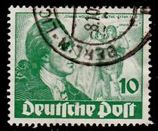 Berlin BRL 1949 - MiNr. 61 I Abart gestempelt (Nr.2), Johann W. von Goethe