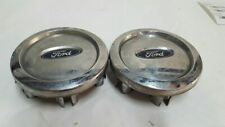 Wheel Center Hub Cap Caps Ford Expedition F150 4l14-1a096-db  OEM Pair