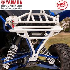 YAMAHA YXZ1000R / SS OEM Rear Grab Bar WHITE 2016-2017 NEW 2HC-F85E0-T0-00