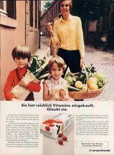 Multibionta-1969-II-Reklame-Werbung-genuine Advert-La publicité-nl-Versandhandel