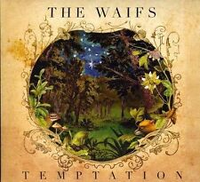 WAIFS TEMPTATION DIGIPAK CD NEW