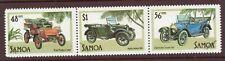 Samoa, Vintage Cars, MNH 1985