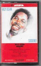 BILLY OCEAN-SUDDENLY ON CASSETTE 1984
