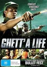 Ghett'a Life (DVD) - ACC0351 (limited stock)