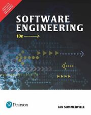 Software Engineering, 10e by Sommerville