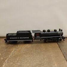 Bachmann N Scale 0-6-0 Locomotive Durango And Silverton New