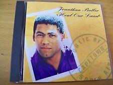 JONATHAN BUTLER HEAL OUR LAND CD MINT-