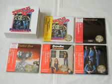 Status Quo JAPAN 5 titles Mini LP SHM-CD PROMO BOX SET