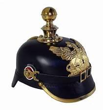 Tschako Pickelhaube Baden Artillerie  Mannschaft Kaiserreich Helm  LARP L78K