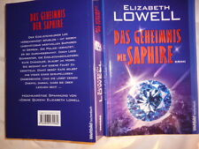 Das Geheimnis der Saphire von Elizabeth Lowell Krimi Taschen-Buch gebraucht