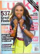LAST 1!  LUCKY Magazine ABOUT Shopping & STYLE Jan13 537 Great Finds STYLE GUIDE