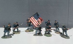 Conte Collectibles Soldiers Civil War Legends of the Silver Screen Union N001-8