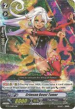 1x Cardfight!! Vanguard Crimson Beast Tamer  - BT03/014EN - RR Near Mint