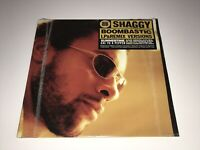 "Shaggy Rare Boombastic 12"" Vinyl Record LP & Remix Versions Factory Sealed 1995"