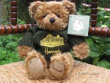 Harrods 12 Inch RB Green Silhouette Bear